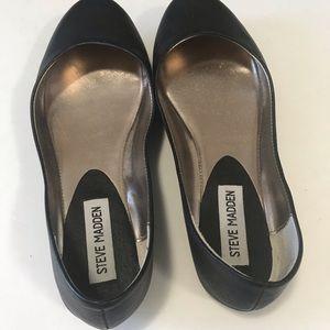 Steve Madden Shoes - NWOT Steve Madden P-Heaven Leather Flats